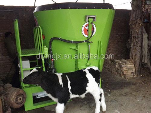 TMR Mixer Wagon Cart for sale