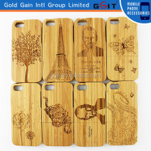 [GGIT]Good Quality Wood Bamboo Case for iPhone 6
