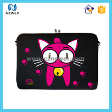 Promotional waterproof neoprene 15 inches laptop sleeve for men