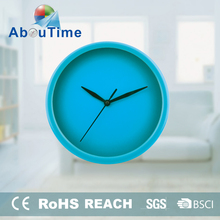 New design flip cheap horse wall clock for promotion