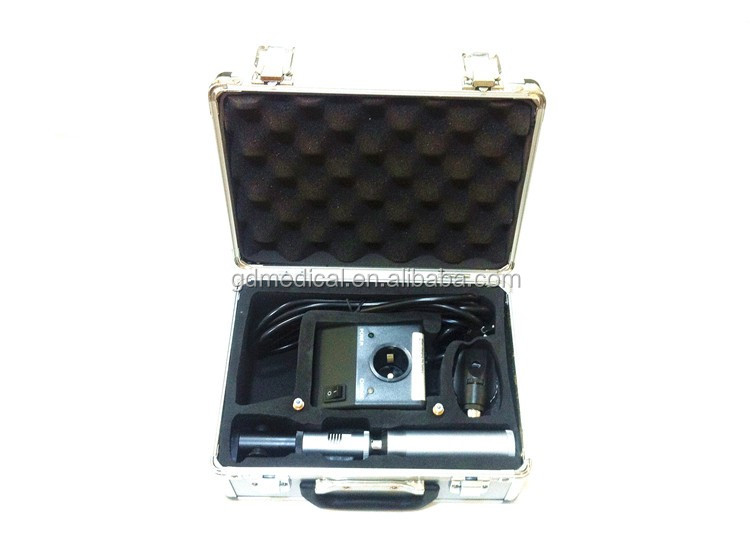 //GSR-13// Streak retinoscope & ophthalmoscope
