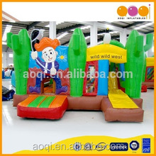 Inflatable bouncer slide combo commercial inflatable combo bouncer with free EN14960 certificate