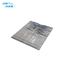 Custom Printed Poly bags suffocation warning Seal Clear Self Adhesive Compostable and Biodegradable Plastic Bags