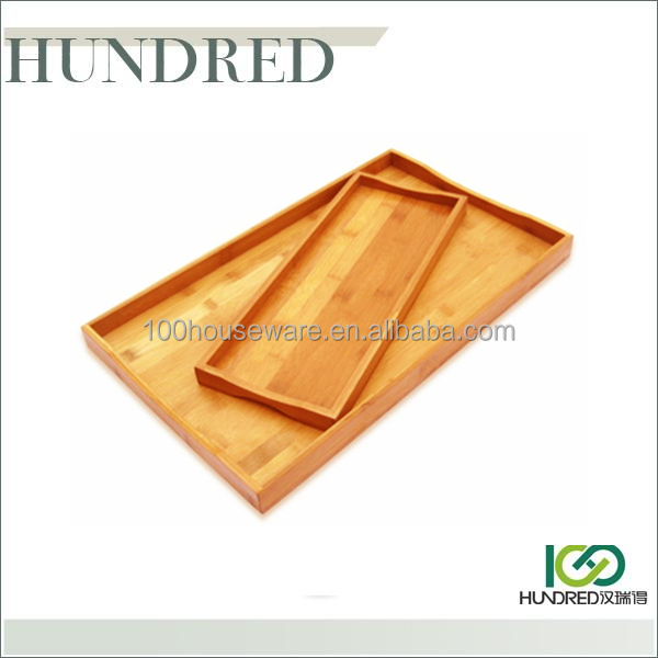 Cheap Bamboo Trays/Bamboo Serving Tray
