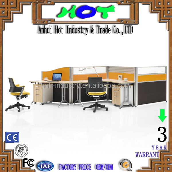 2016 New Fashion Office Workstation Can Customize Size Office Table Factory Direct Price Furniture Office