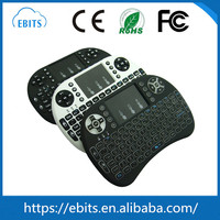2.4G fly air mouse with multi-touch keyboard mini keyboard