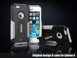 G Case TPU+PC Back Cover Case For Apple iPhone 6 Case Skin