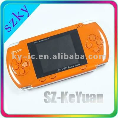 2.7 inch game console -PVP pocket light