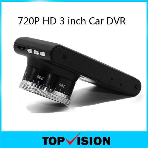 User Manual HD 720P Car Camera DVR Video Recorder Car Black Box TRD076 DVR
