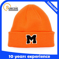 Popular and Warmth Winter Beanie Hat For Men