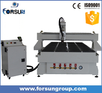 China supplier 3d cnc router cutting machine for wood,3 axis cnc engraver for furniture cabinet door