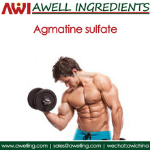 Muscle building supplement Agmatine sulfate