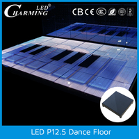 2015 hot selling products lowest price video led dance floor panels for sale