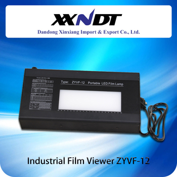 Portable LED Film viewer with big window ZYVF-12