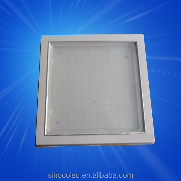 High Brightness 100lm/w Round Square LED Ceiling Light 3 years warranty