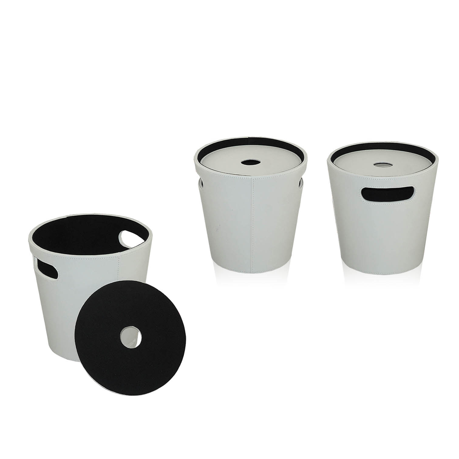 Office hotel durable eco-friendly recycle waste bin