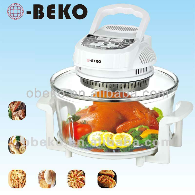 12L Turbo flavorwave halogen oven with extender ring A13 approval A304