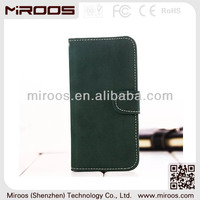 custom wallet case for iphone 5/5s,OEM leather flip case