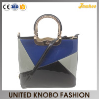 Hot sell tote fashion handbag in high quality from Guangzhou