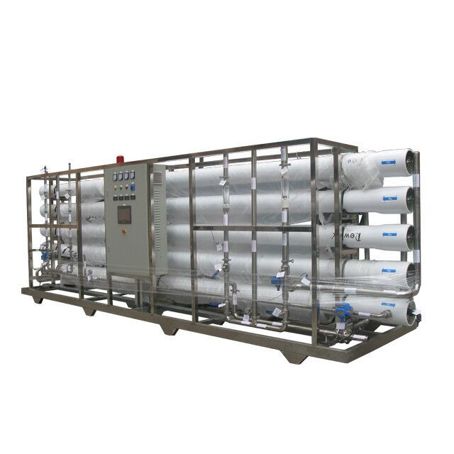Brackish large scale industrial commercial RO reverse osmosis water purification <strong>system</strong>
