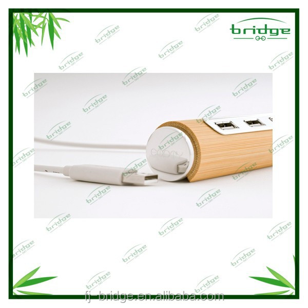 2015 Cool Bamboo USB HUB