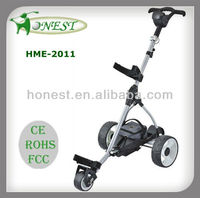 Electric Golf Trolley Lithium Battery /Lead Acid Battery (HME-2011)