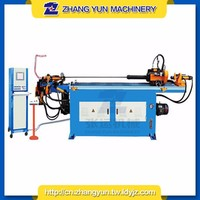 ZY-38B-1S Single-head single-position manual metal pipe end forming machine