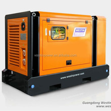 10 KVA to 3300 KVA silent diesel genset powered generator price 1 year warranty