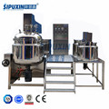 GMP Standard 1000L Vacuum mixing homogenizer emusilfying machine