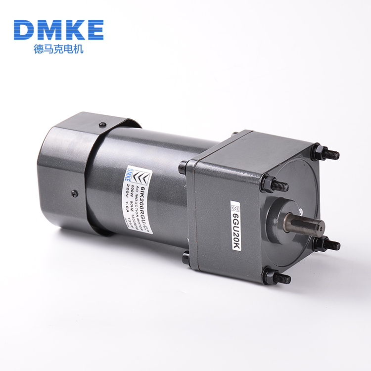 Customized 200w 220 volt 50hz 90-1650 rpm single phase speed control ac generator motor