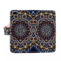 Fancy cell phone cases for iPhone 5 5S Leather Case