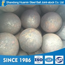 Ball mill dedicated/hot rolling forging quenching wearing steel ball forging