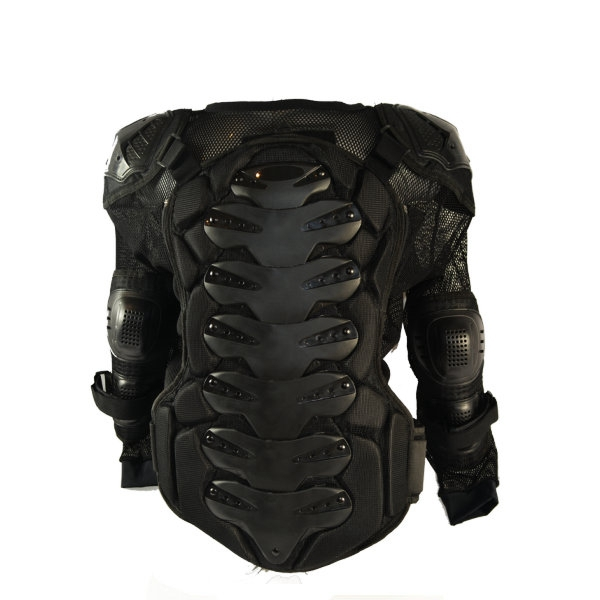Passed EN 1621-1motorcycle body armor jacket full body armor