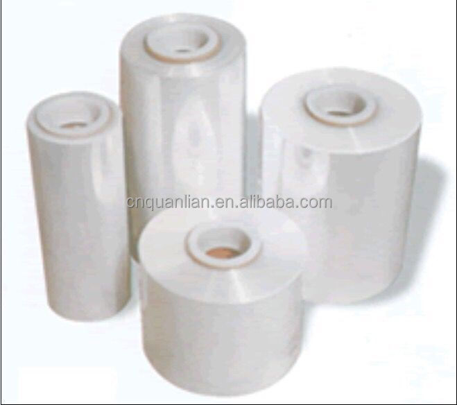 Transparent thermal lamination bopp film rolls