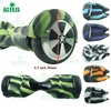 Wholesale with low moq Bluetooth Smart Self Balancing Electric Scooter hover board 2 wheels Hoverboard silicone protector/sleeve