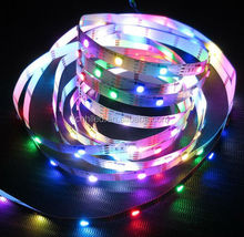 Best sellers decoration garden light led strip 3528 smd(brown pcb) for 2013