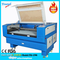 Large scale high precision Metal Laser Cutting Machine for sale with CE FDA certification