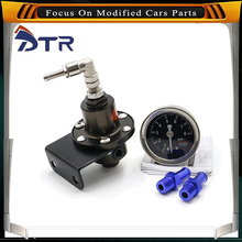 universal adjustable Racing fuel pressure pump, line pressure regulator