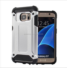 Heavy Duty Durable Rugged PC TPU Shockproof 2 in 1 Hybrid Case For Samsung Galaxy Note 5