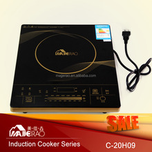 2017 New induction cooker CE electric induction cooktop