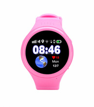 super long standby time GPS wifi tracker watch for kids and elder