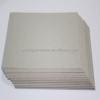grey paper/both side gray carton paperboard/used for packaging company