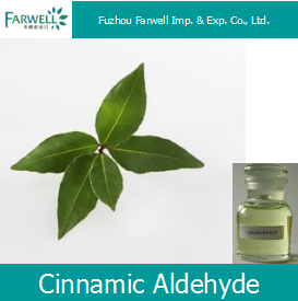 Farwell Cinnamic Aldehyde, Natural CAS104-55-2