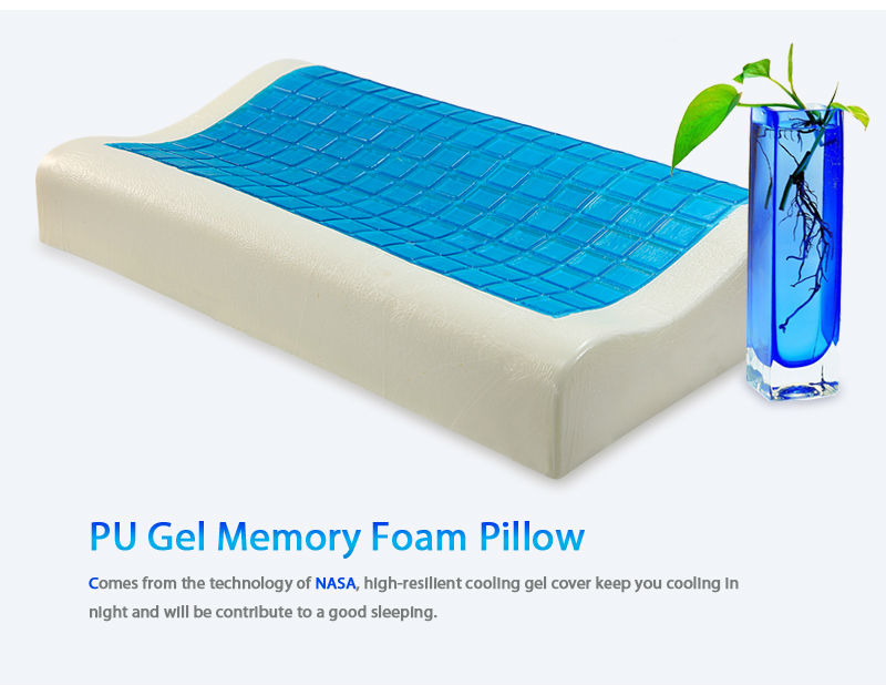 bed pillow cheap wholesale pillows goods from china cooling gel memory foam pillow