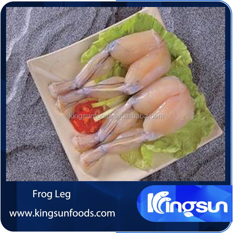 High Quality Skinless Frozen Frog Leg For Sale