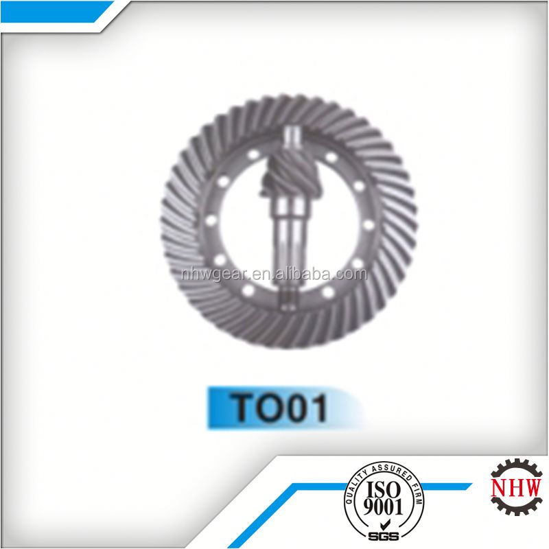 Sprial Bevel Gear For Yamaha Motor Boat TO01 TO25