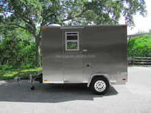 coffee van for sale/mobile kitchen truck/mobile restaurant for sale