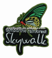 Custom Embroidered Patches and Logos