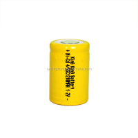 4/5 SC 3.6V 1200mAh Ni-cd recharge NiCd Rechargeable Battery Pack