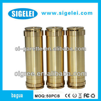 2013 Sigelei newest version big battery e-cigarette mechanical mod chi you mod for sale